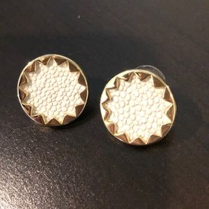 House of Harlow stud earrings